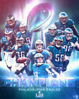 "Philadelphia Eagles Super Bowl 2018 SBLII Poster 12x18"" 24x36"" 27x40"" on eBay"