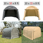 Canopy Carport Tent Car Shed Shelter Outdoor Storage Cover Sun UV Proof Awning