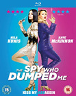 Spy Who Dumped Me The BLU-RAY NEW