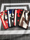 Iphone Off White Bred Travis Scott Jordan 1 Case 7 7 Plus 8 8 Plus X  XS MAX 11