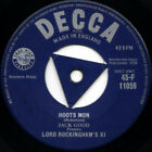 "Lord Rockingham's XI - Hoots Mon, 7"", Single, (Vinyl)"