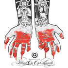 "Quadrant (4) & Cease - Blood On Our Hands, 12"", (Vinyl)"