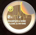 """Brainfuzz & Kenei / Spinor - Welcome To The Game / Ransom, 12"""", (Vinyl)"""