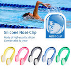 Swimming Diving Sports Soft Silicone Nose Clip Waterproof For Kids Adults New