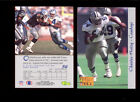 1993 Classic Pro Line Live CHARLES HALEY Dallas Cowbosy Card