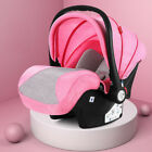 Portable Baby Car Seat Safety Baby Basket Stroller Travel Pram Car Seats