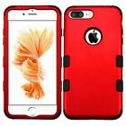 For Apple iPhone 7/8/7 Plus/8 Plus TUFF Hybrid Shock Hard Protective Case Cover