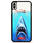 JAWS SHARKS For iPhone 6/6s 7 8Plus X Xs Max Xr Phone Case