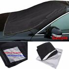 Car Sunshade Magnet Windshield Protector Snow Waterproof Cover Ice Dust  Frost