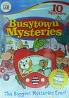 BUSYTOWN MYSTERIES 4+ Hours 20 Mysteries with Huckle Cat Lowly Worm Sally Cat