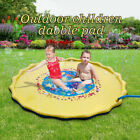 Water-filled Sprinkler Pad Splash Play Mat Pool Toy Gift for Inflatable N8I3