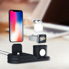 3in1 Charging Dock Charger Stand For Apple Watch Series/AirPods/iPhone NEW US XC