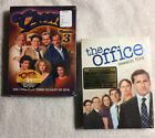 DVDs - The Office, Cheers, Fear The Walkng Dead  - New And Still Sealed