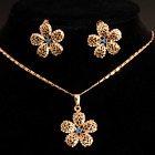Fashion Costume Jewellery Necklace & Earring Sets Buy 2Get1 Free