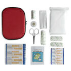 BN Personal First Aid Kit Car Office Travel Care EVA Case Bag Box Emergency