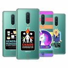 HEAD CASE DESIGNS FUNNY JOB TITLES SOFT GEL CASE FOR AMAZON ASUS ONEPLUS