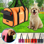 Pet Dog Puppy Cat Portable Travel Carrier Tote Cage Bag Crates Breathable Holder