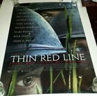 "Thin Red Line 27"" x 40"" Original Double Sided Movie Poster"