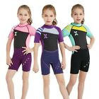 Kids Wetsuits Diving Suits for Boys Girls Surfing Swimming One Piece Wet Suits