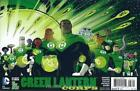 Green Lantern Corps new 52 variant covers (you pick) NM OR BETTER