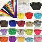 100pcs 3- 39.5 Inch Nylon Coil Zippers Bulk for Sewing Crafts mix 20 color