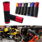 "Motorcycle 7/8"" Hand Grips 6 Color For Yamaha FZ-07 09 V-Max YZF-R1 R6 FJR1300 G $10.65 USD on eBay"