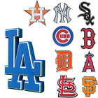New MLB Pick Your Team Home Office Bar Room Decor 3D Foam Wall Sign on Ebay