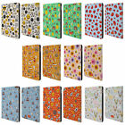 OFFICIAL emoji® PATTERNS 5 LEATHER BOOK WALLET CASE COVER FOR APPLE iPAD