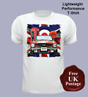 Triumph TR6 Men's T Shirt, Triumph TR6, Union Jack, Mod, Target, Poppy, T Shirt $19.45 USD on eBay