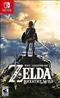 Legend of Zelda: Breath of the Wild (Nintendo Switch) Brand NEW!!