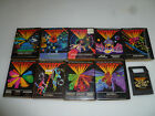 BOXED ODYSSEY 2 GAME LOT INVADERS HYPERSPACE HELICOPTER RESCUE MATCH-MAKER LOGIX