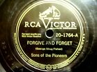 MAKE ME A FAIR OFFER 78 record #99 Sons of the Pioneers on RCA- 20-764