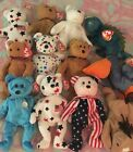 LOT OF TY BEANNIE BABIES ( 12 ) NEW WITH TAGS