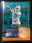 Tyler Murphy Signature Series Autographed Card MIAM DOLPHINS