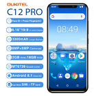 "6.18"" Unlocked Oukitel C12 Pro 16gb Android Mobile Smartphone Phone Face Id 2sim"