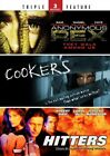 Anonymous Rex/Cookers/Hitters (DVD, 2011, 2-Disc Set)