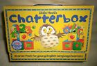 Little Hoots Chatterbox Young Children English Language Toy Educational Kit Pack