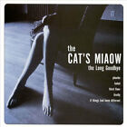 The CAT'S MIAOW The Long Goodbye CD 1999 DARLA Records BLISS OUT #14 Indie pop