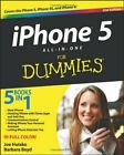 iPhone 5 All-in-One For Dummies by Boyd, Barbara Book The Fast Free Shipping