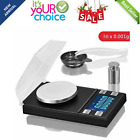 Milligram Scales High Precision 50 x 0.001g Portable Mini Jewelry Scale Pocket