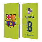 FC BARCELONA 2018/19 PLAYERS AWAY KIT GROUP 2 LEATHER BOOK CASE FOR SAMSUNG 1