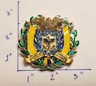 Marine Security Guard Detachment US Embassy Bogota Colombia MSG Challenge Coin