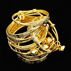 Kyпить Wholesale Lots Lovely Gold Plated Children Kid Baby Bell Bangle Bracelet Anklet на еВаy.соm