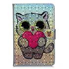 """Flip Card Wallet Stand Case Cover for 10.1"""" Acer Iconia Tab 10 A3 A200 A500 A510"""