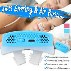 Micro CPAP Anti Snoring Electronic Device for Sleep Apnea Stop Snore Aid Stopper $11.78 USD on eBay