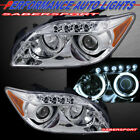Set of Pair Halo Projector Headlights w/ LED Parking for 2004-2007 Scion tC on eBay