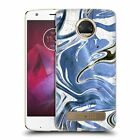OFFICIAL NATURE MAGICK MARBLE IN TURQUOISE TEAL PINK CASE FOR MOTOROLA PHONES 1