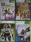 XBOX 360 Spiele Kinect Sports Adventures Assassin`s Creed Tomb Raider... Auswahl
