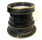 Cooke 25 Inch Apochromatic Process Brass Lens F10 Series IX, Covers 18x25 Inch