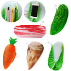 Vegetable Pencil Case Bags Writing Pen Storage Pouch Home Office School Supplies